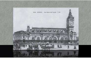 Gare de Lyon - Paris 12