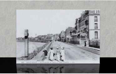 Promenade du Sillon et...