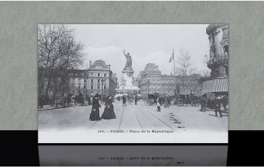 Place de la République - Paris 3