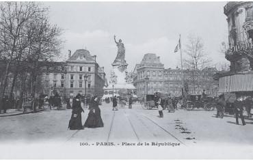 Place de la République - Paris 3