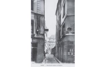 Rue Saint-Julien-le-Pauvre - Paris 5
