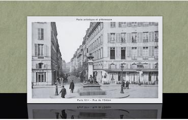 Rue de L'Odéon - Paris 6