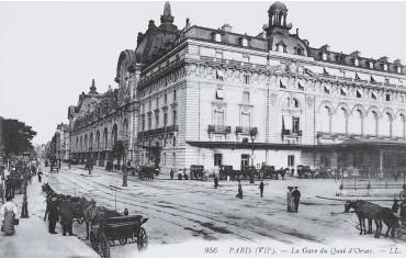 Gare du Quai d'Orsay - Paris 7