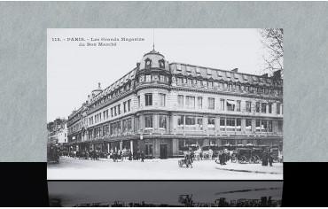Les Grands Magasins du Bon Marché - Paris 7