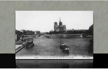 Quai des tournelles - Paris 4