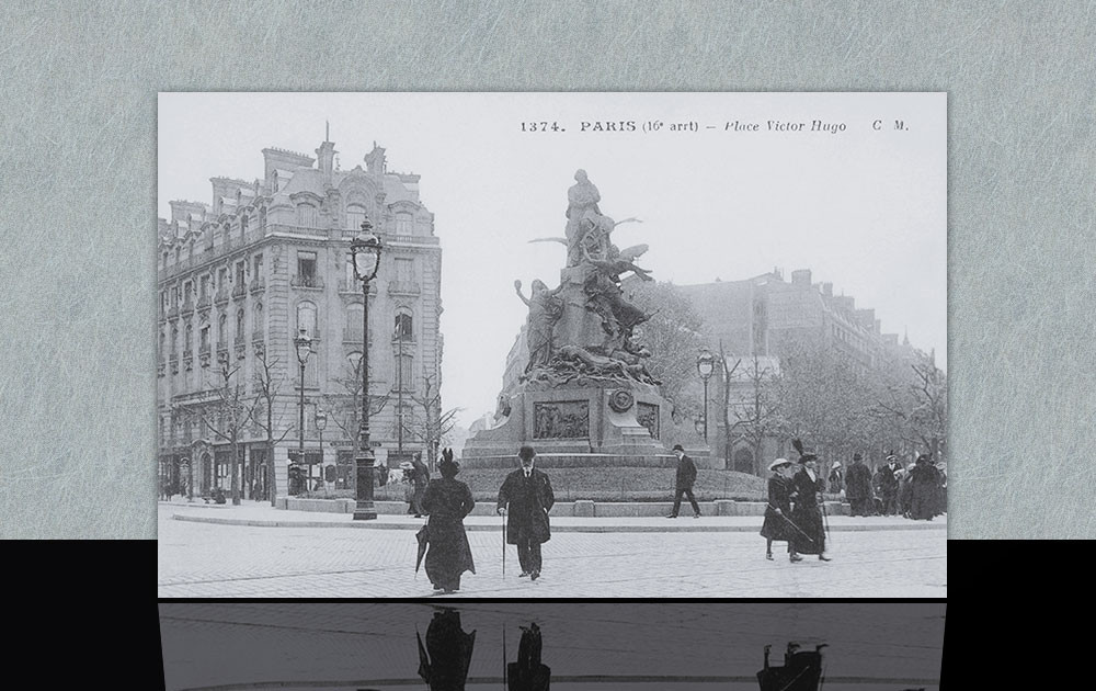 Place Victor Hugo - Paris 16