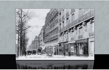 Avenue de la Grande Armée -...