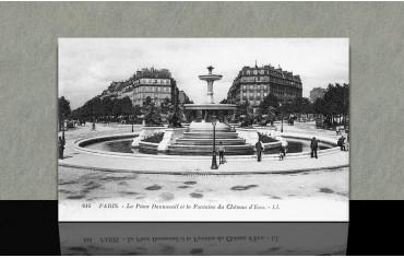 Place Félix Eboué - daumesnil paris 12