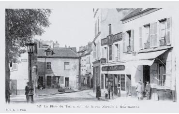 Pléneuf-Val-André-Rue de Dahouët au Bel ombrage