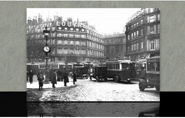 Hotel du louvre - Paris 1er