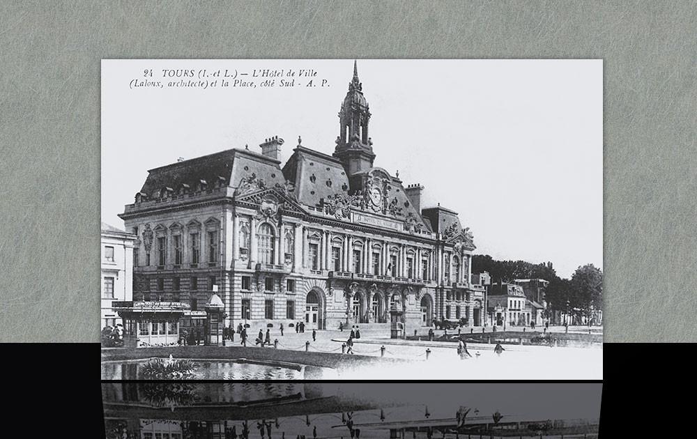 L'Hôtel de Ville - Tours