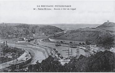 Bassin à flot du Légué - Saint-Brieuc