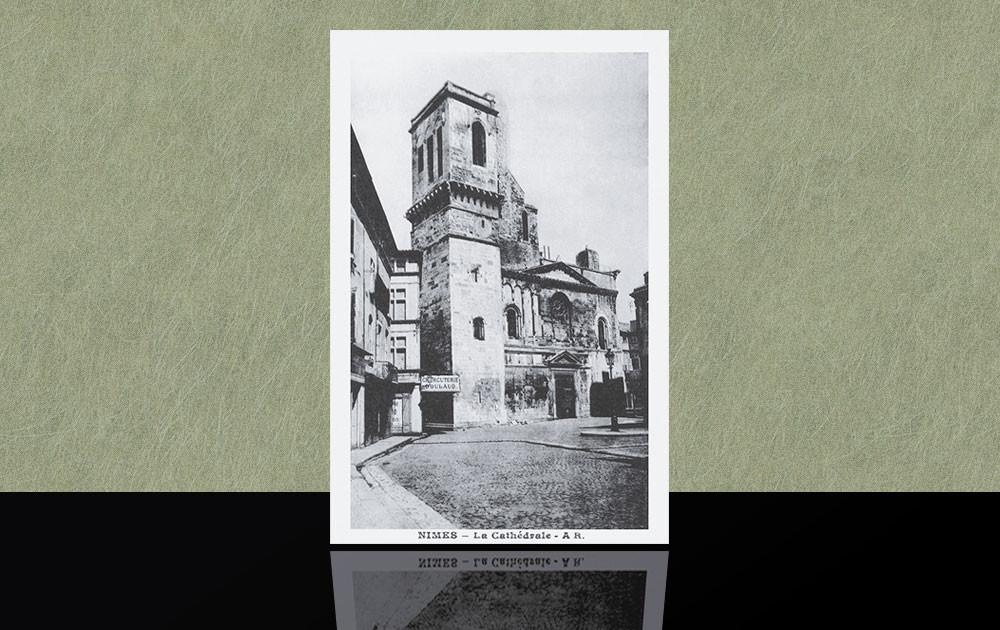 Cathédrale Notre-Dame-et-Saint-Castor - Nîmes