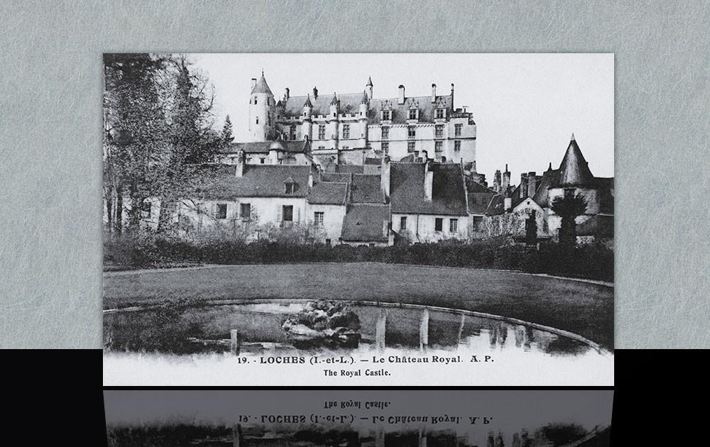 Le Château Royal - Loches