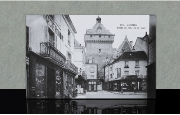 Porte de l'Hôtel de Ville -...