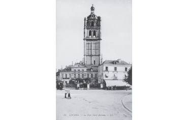 La Tour Saint-Antoinre - Loches