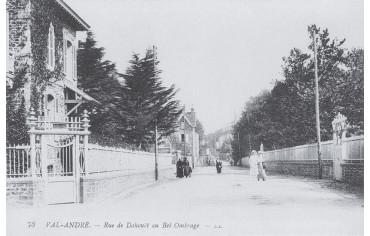 Rue de Dahouët au Bel Ombrage - Pléneuf-Val-André