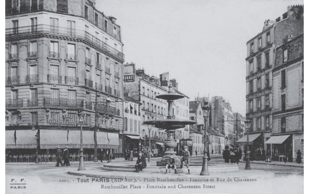 Place de Rambouillet - Paris 12