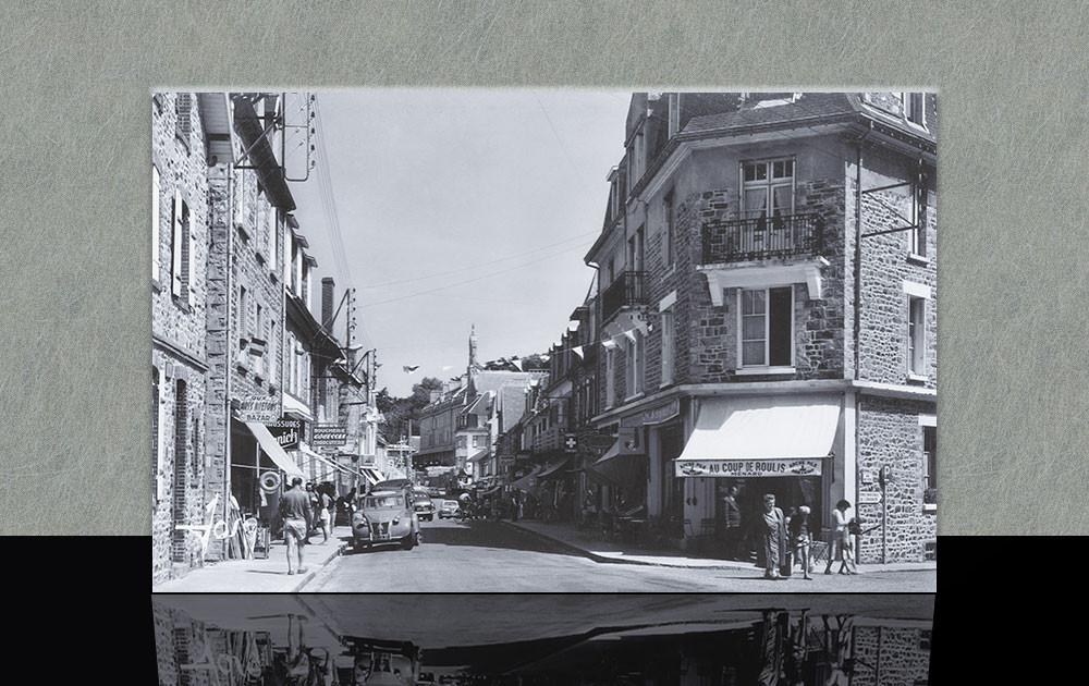 Rue amiral Charner - Pléneuf-Val-André