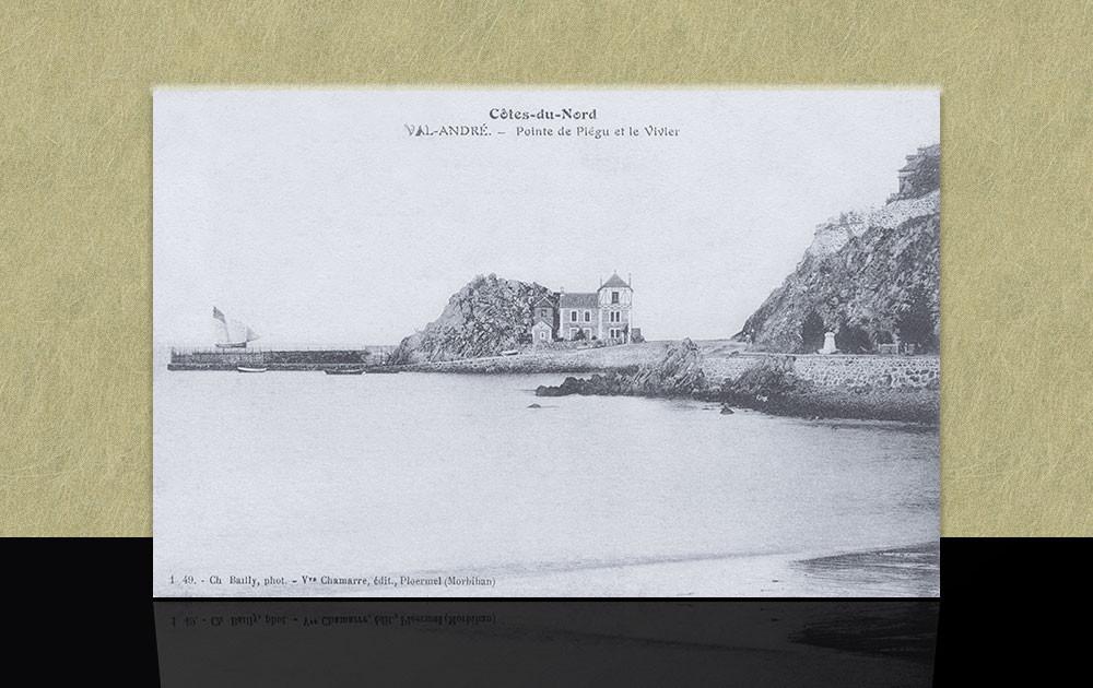 Pointe de Piégu - Pléneuf-Val-André