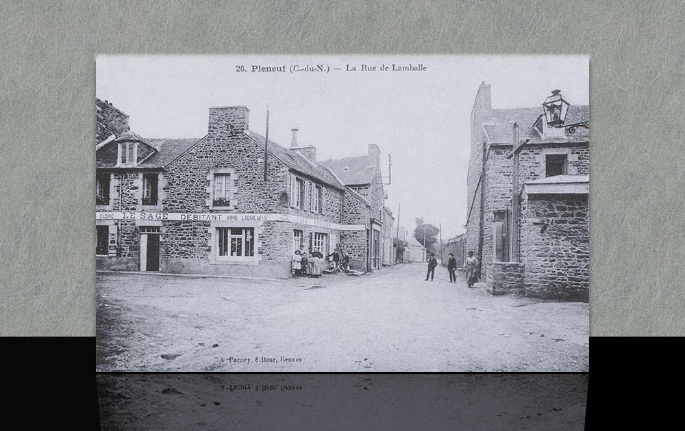 Rue de Lamballe - Pléneuf-Val-André