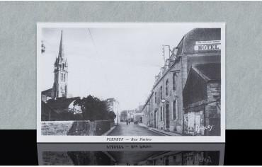 Rue Pasteur - Pléneuf-Val-André