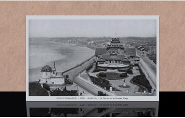 Le casino et la plage du Sillon - Saint-Malo
